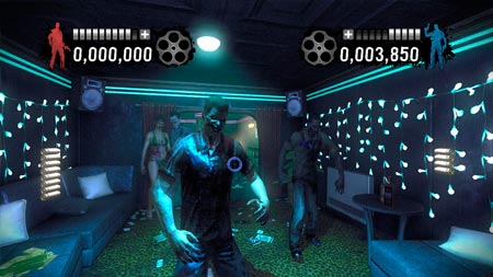 The House of the Dead Overkill Extended Cut (PS3) фото 2