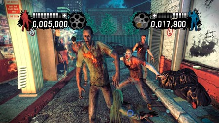 The House of the Dead Overkill Extended Cut (PS3) фото 4