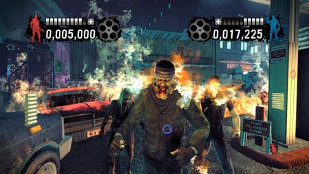 The House of the Dead Overkill Extended Cut (PS3) фото 3