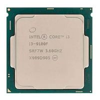 Процессор Intel Core i3-9100F Coffee Lake, OEM