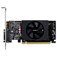 Видеокарта Gigabyte GeForce GT 710 D5 LP 2Gb, RTL