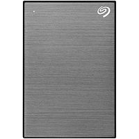 Внешний жесткий диск Seagate Backup Plus Slim 1Tb Space Gray
