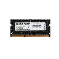 Модуль памяти So-DIMM AMD Radeon R3 Value Series DDR3 8GB 1333MHz