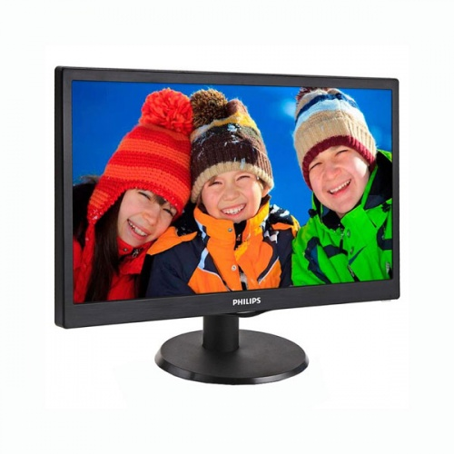 "Монитор 18.5"" Philips 193V5LSB2 фото 2"