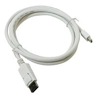 Кабель Telecom DisplayPort-Mini DisplayPort (1.8 м)