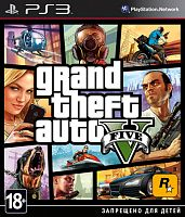 Grand Theft Auto V / GTA 5 (PS3)