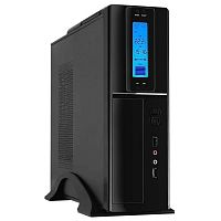 Корпус PowerCool S0506 500W mATX Black