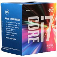 Процессор Intel Core i7-6700 Skylake, BOX