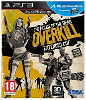 The House of the Dead Overkill Extended Cut (PS3)