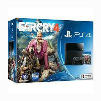 Sony PlayStation 4 500Gb + FarCry 4 (PS4)