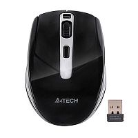 Мышь A4Tech G11-590FX Black-Silver Wireless