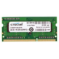 Модуль памяти So-DIMM Crucial CT25664BF160B DDR3 2GB 1600MHz