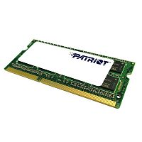 Модуль памяти So-DIMM Patriot PSD38G1600L2S DDR3L 8GB 1600MHz